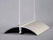 Asztali standee plexi laptokkal
