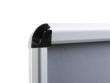 32 mm-es biztonsági profil, kerek sarokkal