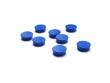 20 mm-es, kék mágnesek