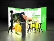 PIXLIP LED pult és háttérfal