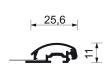 25mm-es profil