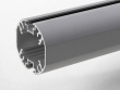 Tartóoszlop alumínium profilja