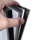 Plakáttartó mágneses rögzítése
